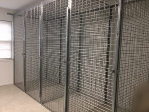 Tenant Storage Cages Neww York