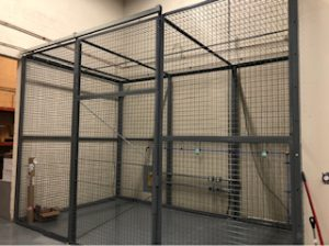 DEA Pharmaceutical Cages Princeton