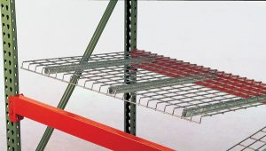 Pallet Rack Wire Decking NJ