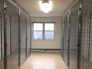 Tenant Storage Cages Brooklyn 11204