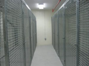 Tenant Storage Cages New York City