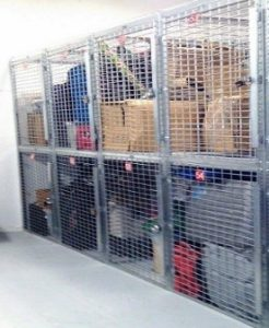 Tenant Storage Cages NYC