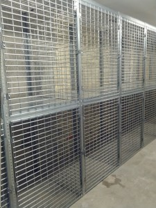 Tenant Storge Cages New Jersey
