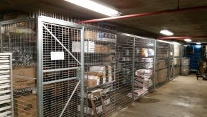 Security Cages NJ