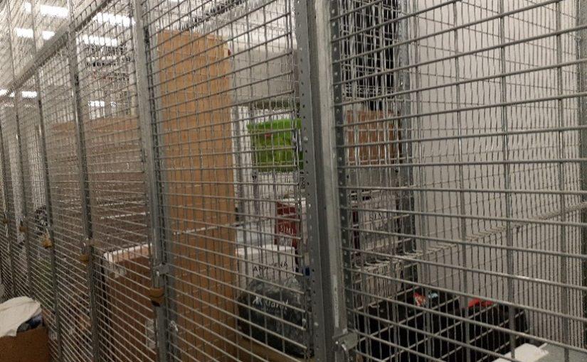 Storage Cages Virginia
