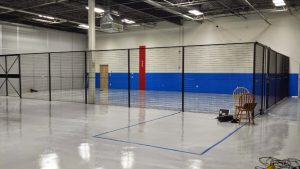 Securi9ty Storage Cages New Jersey