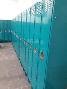 Metal Lockers NYC
