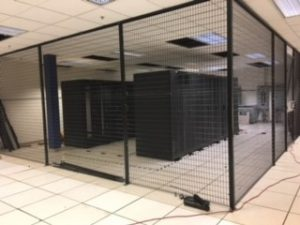 Server cages Monmouth County