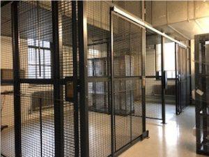 Woven Wire Partition cages Vineland NJ